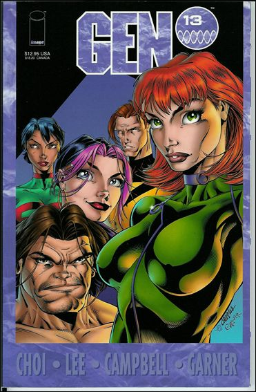 Gen13 Collected Edition 1-A by Image
