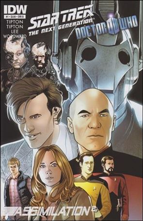 Star Trek: The Next Generation / Doctor Who: Assimilation2 1-B
