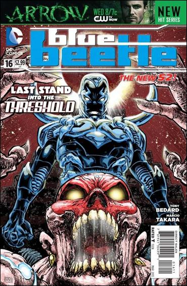 Blue Beetle (2011) 16-A by DC
