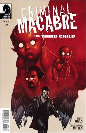 Criminal Macabre: The Third Child 4-A