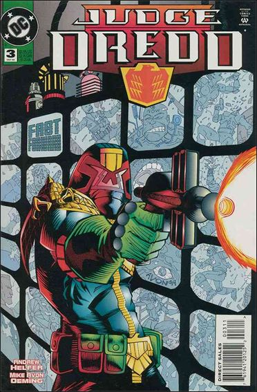 Judge Dredd (1994) 3-A by DC