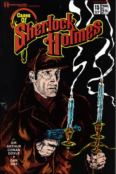 Cases of Sherlock Holmes 15-A by Renegade