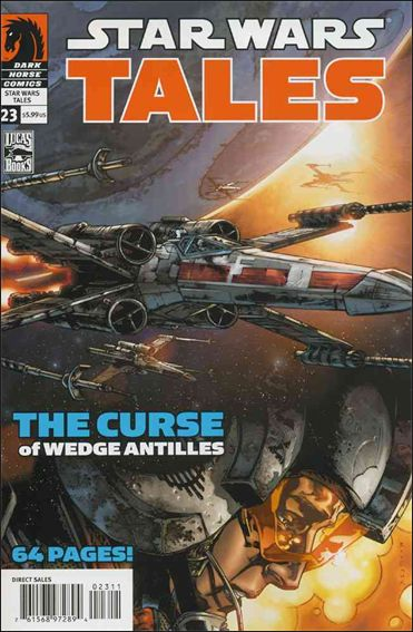 Star Wars Tales 23-A by Dark Horse