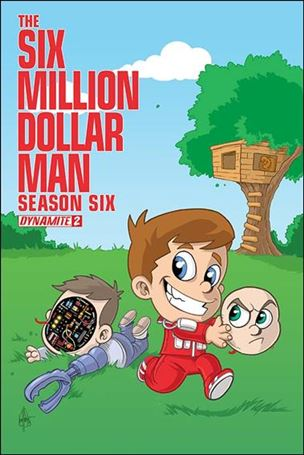 Six Million Dollar Man: Season Six 2-B