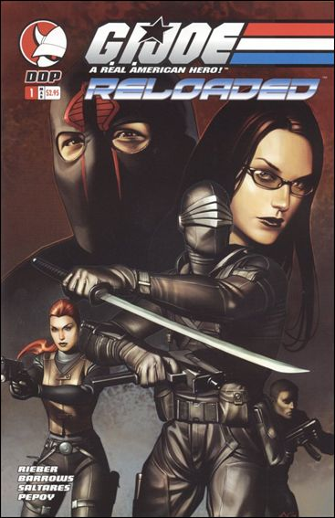 G.I. Joe Reloaded 1-A by Devil's Due