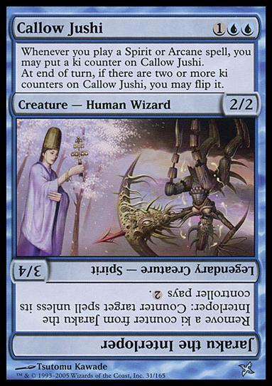 Magic the Gathering: Betrayers of Kamigawa (Base Set)31-A by Wizards of the Coast