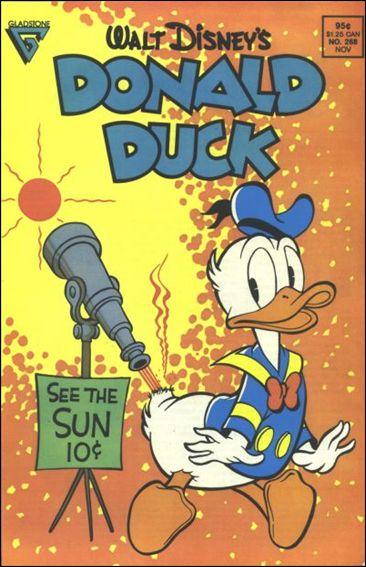 Walt Disney's Donald Duck (1952) 268-A by Gold Key