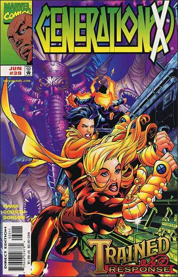 Generation X 39-A by Marvel