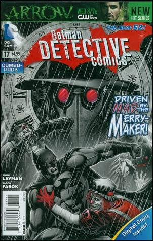 Detective Comics (2011) 17-B by DC