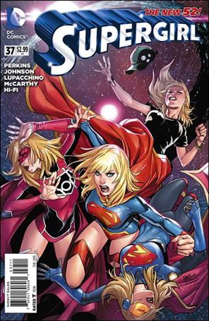Supergirl (2011) 37-A