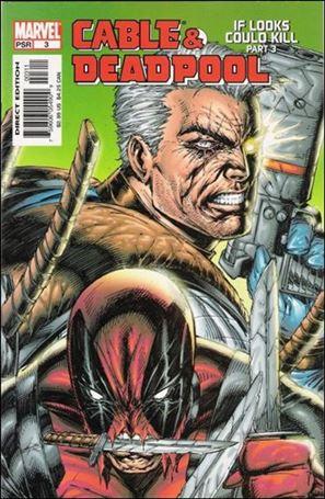 Cable & Deadpool 3-A