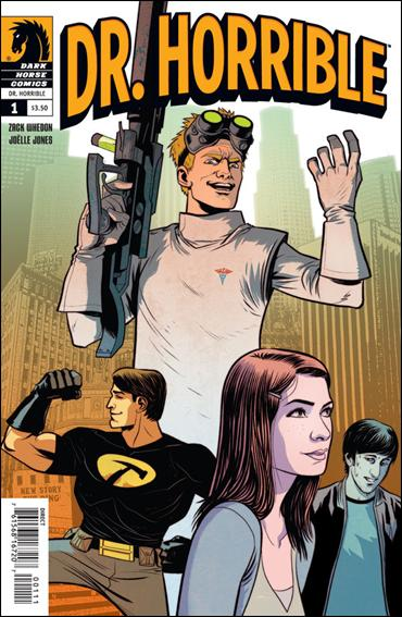 Dr. Horrible 1-C by Dark Horse