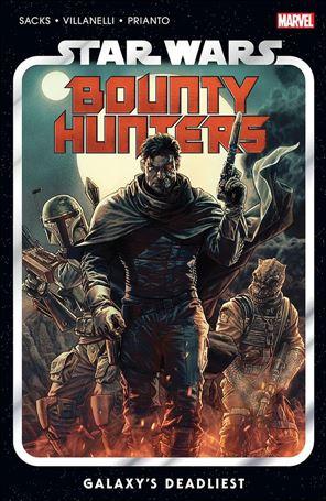 Star Wars: Bounty Hunters 1-A