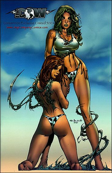 Witchblade 18-E by Top Cow