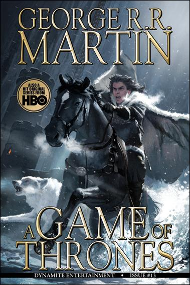 George R.R. Martin's A Game of Thrones 13-A by Dynamite Entertainment