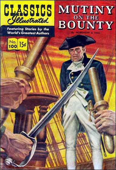 Classic Comics/Classics Illustrated 100-B by Gilberton