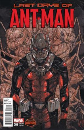 Ant-Man: Last Days 1-B
