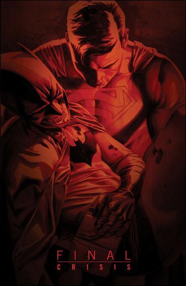 Final Crisis 1-A by DC