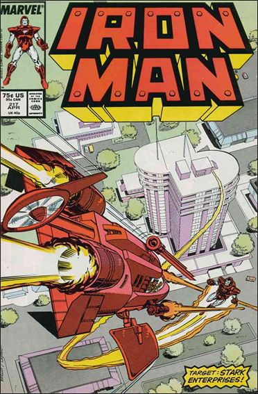 Iron Man (1968) 217-A by Marvel