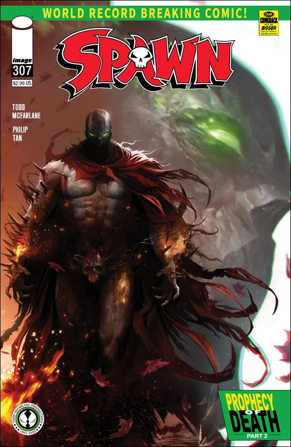 Spawn 307-C by Image