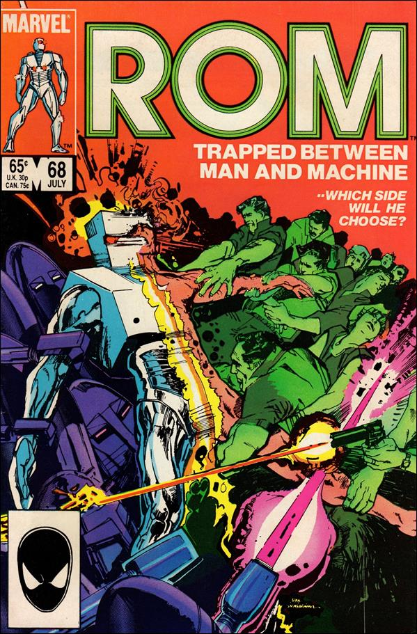 ROM (1979) 68-A by Marvel
