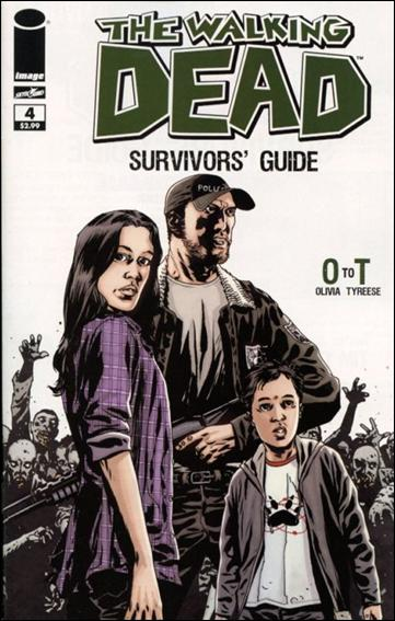 Walking Dead Survivors Guide 4-A by Image