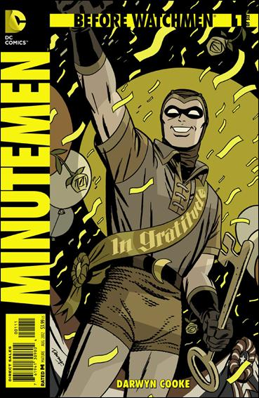 Before Watchmen: Minutemen 1-A by DC