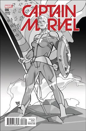Captain Marvel (2016) 6-B