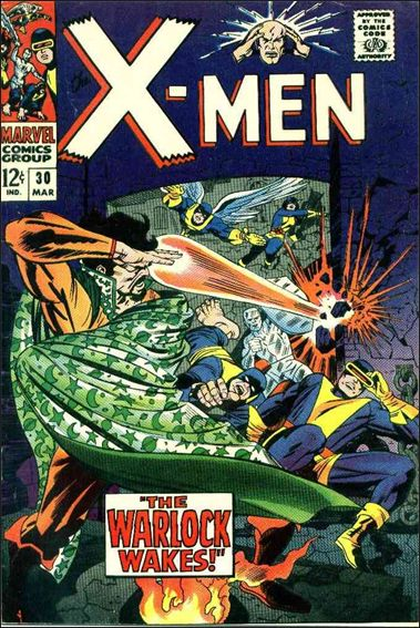 X-Men (1963) 30-A by Marvel