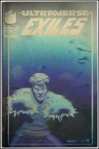 Exiles (1993) 1-D by Malibu