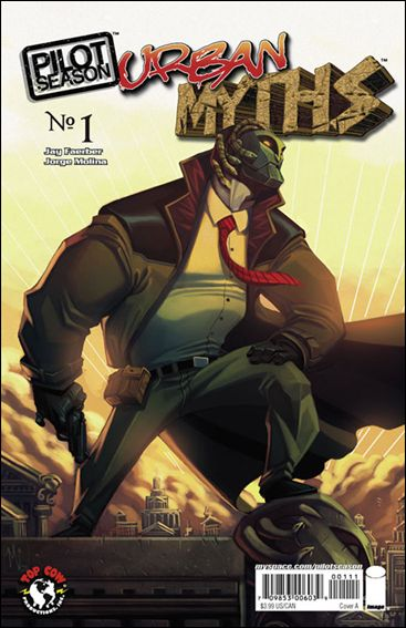 Pilot Season: Urban Myths 1-A by Top Cow