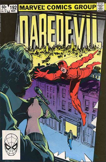Daredevil (1964) 192-A by Marvel