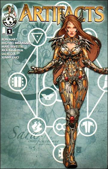 Artifacts (2010) 1-B by Top Cow