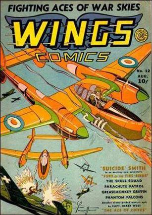 Wings Comics (1940) 12-A