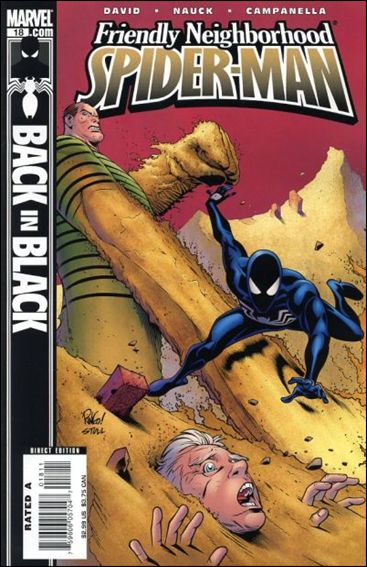 Friendly Neighborhood Spider-Man 18-A by Marvel