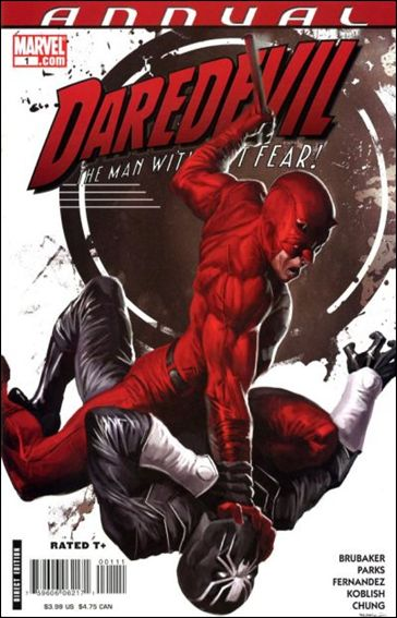 Daredevil Annual '1'-A by Marvel