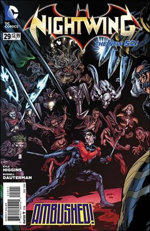 Nightwing (2011) 29-A