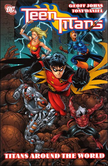 Teen Titans (2003) 6-A by DC