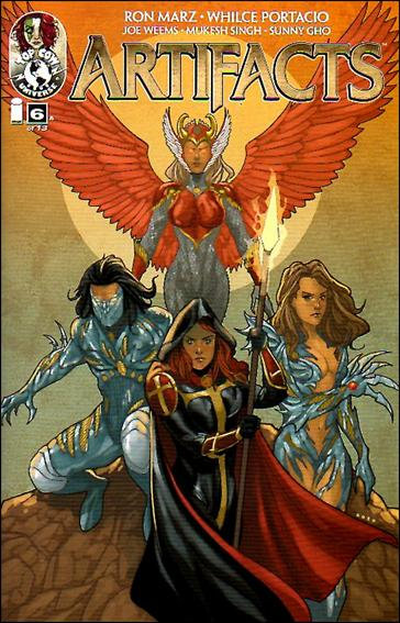 Artifacts (2010) 6-A by Top Cow
