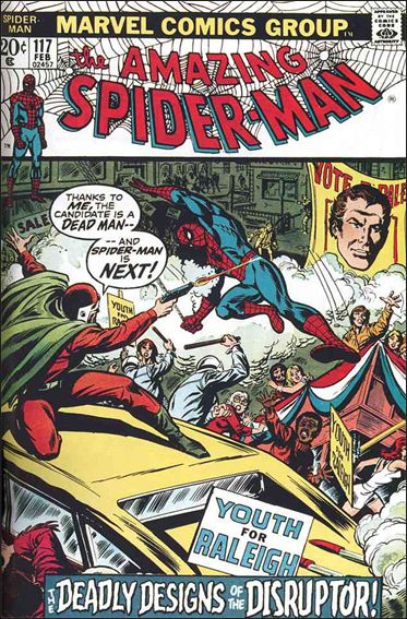 Amazing Spider-Man (1963) 117-A by Marvel