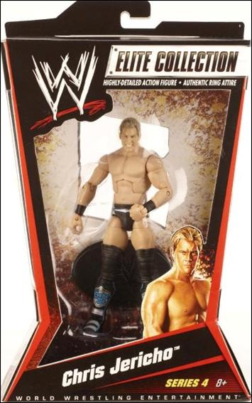 WWE: Elite Collection (Series 04) Chris Jericho (Blue Tights) by Mattel