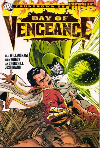 Day of Vengeance 1-A by DC