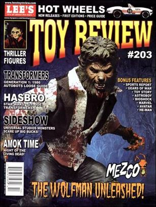 Lee's Toy Review 203-A