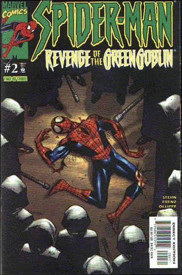 Spider-Man: Revenge of the Green Goblin 2-A by Marvel