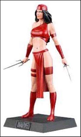 Classic Marvel Figurine Collection (UK) Elektra
