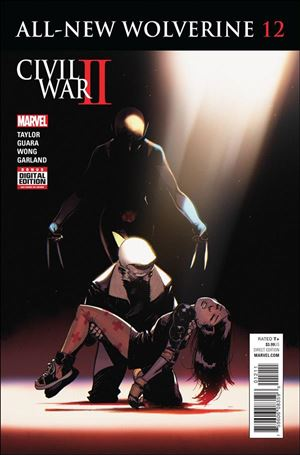 All-New Wolverine  12-A