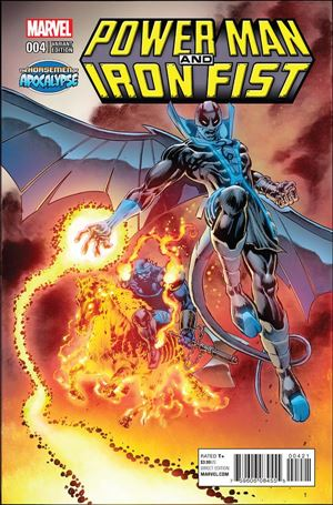 Power Man and Iron Fist (2016)  4-B