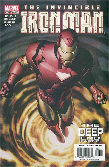 Iron Man (1998) 80-A by Marvel