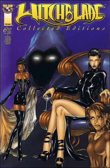 Witchblade Collected Edition 6-A by Top Cow