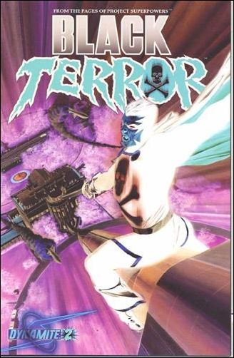 Black Terror (2008) 2-D by Dynamite Entertainment